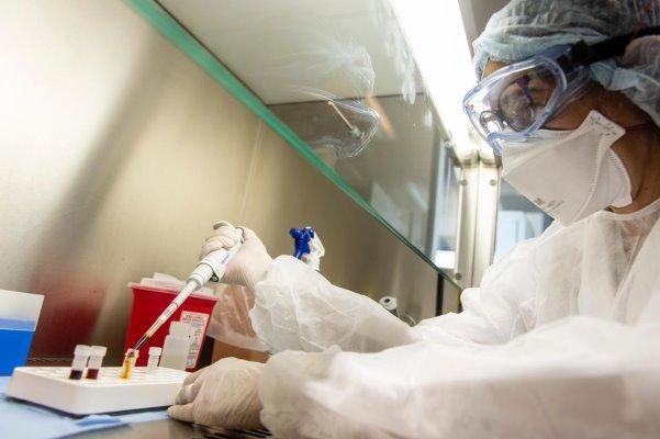 Prueba PCR Coronavirus