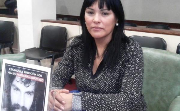 Elizabeth Aguirre de Libres del Suf