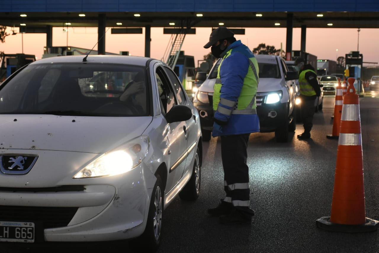 Provincia refuerza operativos vehiculares en los principales accesos a Capital  Federal | InfoBAN