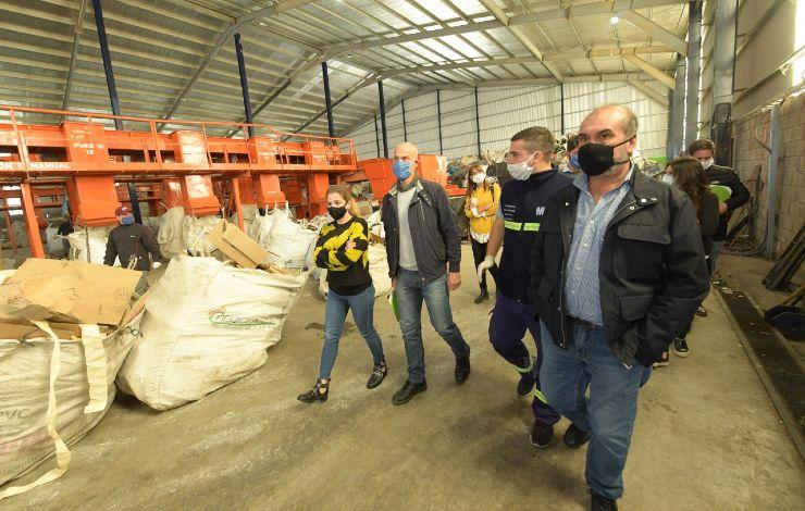 San Fernando busca modelos para una planta de reciclaje