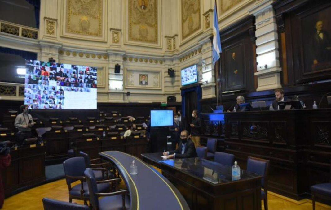 Sesion Diputados provincia