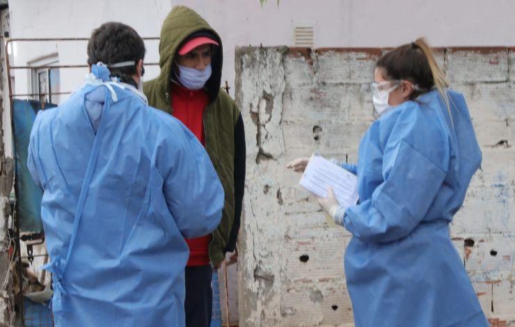 Detectar coronavirus Morón Sur