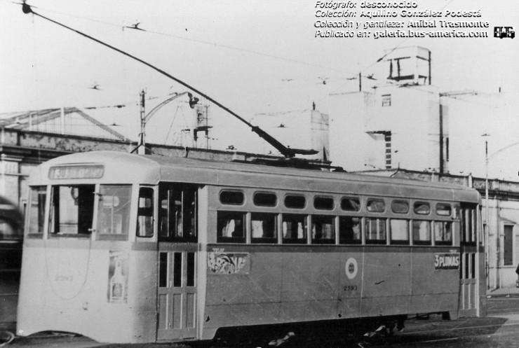 Tranvía Línea 30