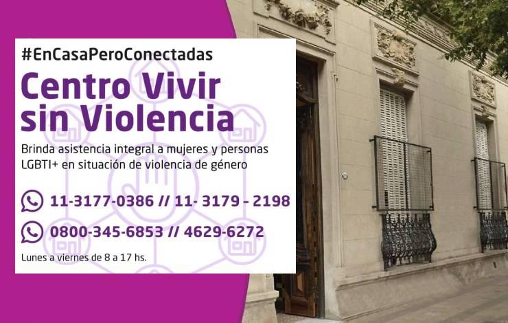 Centro Vivir Sin Violencia de Morón