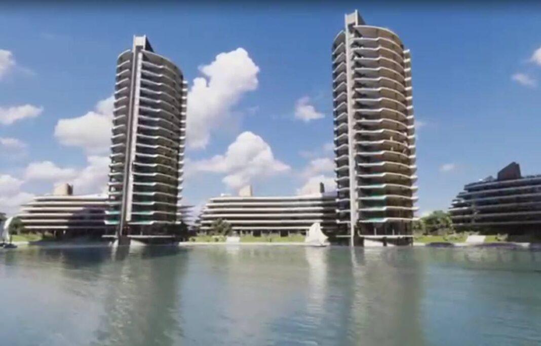 Desarrollo inmobiliario ex Molinos San Fernando