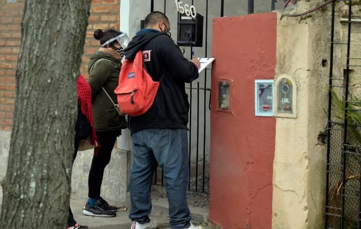 Actualización para el censo 2021 en Tigre