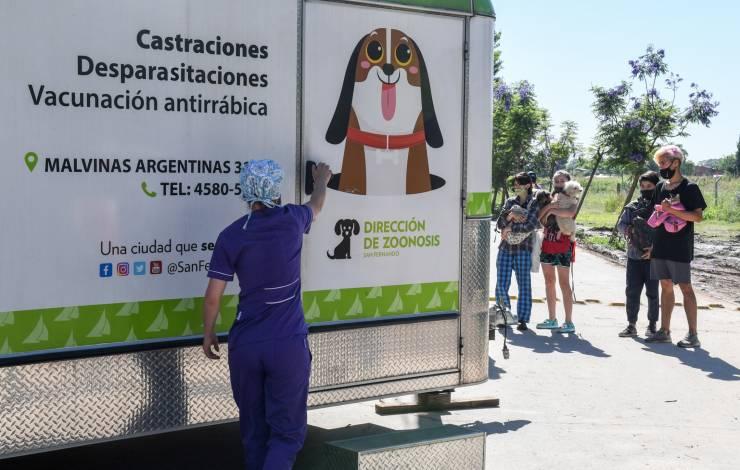 san-fernando-vacunacion-castracion-mascotas-virreyes
