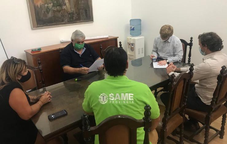 san-miguel-reunion-conductores-ambulancia-y-SAME