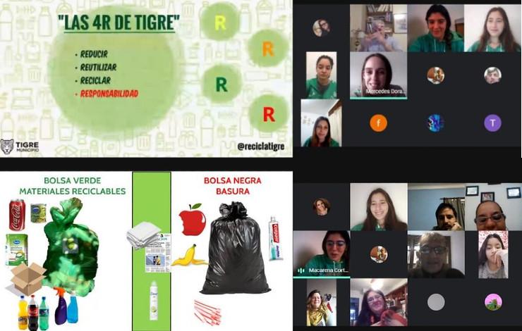 tigre-cursos-reciclaje