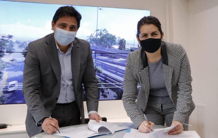 moreno-mariel-fernandez-marinucci-convenio-trenes-argentinos-puente